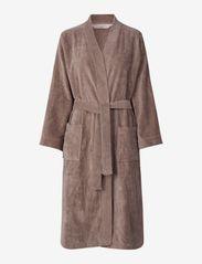 Rosemunde - robe - lingerie - dusty brown - 1