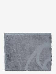 Rosemunde - Towel - ręczniki kąpielowe - charcoal grey - 0