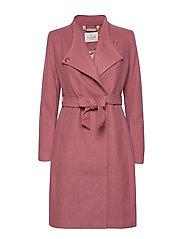 Coat ls - MESA ROSE