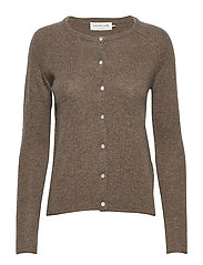 Cardigan ls - ATMOSPHERE MELANGE