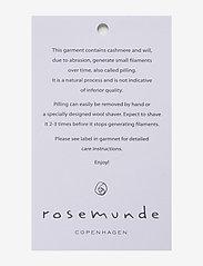 Rosemunde - Wool & cashmere pullover ls - kashmir - leaf green - 2