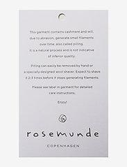Rosemunde - Poncho - kaszmir - leaf green - 2
