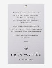 Rosemunde - Poncho - kaszmir - nougat brown - 2