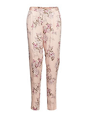 Trousers - ROSE FAIRY FLOWERS PRINT