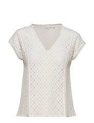 Blouse ss - IVORY