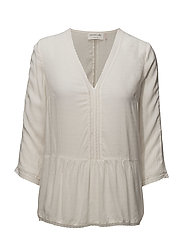 Blouse 3/4 s - IVORY