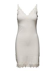 Strap dress - IVORY