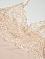 Rosemunde - Strap dress - bodies & slips - whisper beige - 2