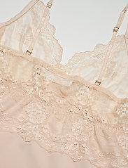 Rosemunde - Strap dress - bodies & slips - whisper beige - 3