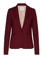 Jacket ls - SOFT WINE