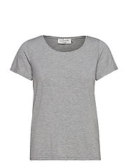 T-shirt ss - LIGHT GREY MELANGE