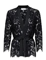 Jacket 3/4 ls - BLACK
