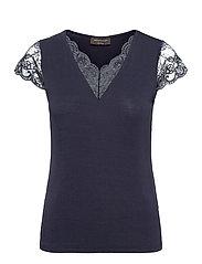T-shirt ss - BLUEBERRY