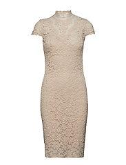 Dress ss - WHISPER BEIGE