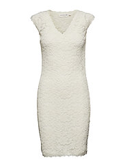 Dress ss - IVORY