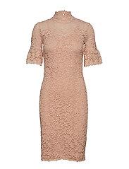 Dress ss - ROSE SAND