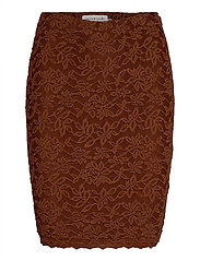 Skirt - AMBER BROWN