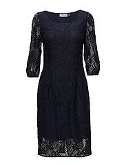 Dress 3/4 s - MARITIME BLUE