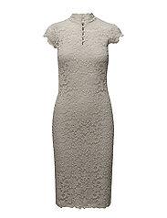Dress ss - CEMENT GREY