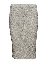 Skirt - CEMENT GREY