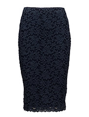 Skirt - DARK BLUE