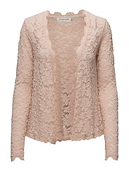 Cardigan ls - ROSE DUST