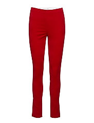 Trousers - DEEP RED