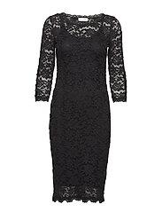 Dress 3/4s - BLACK