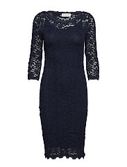 Dress 3/4s - DARK BLUE
