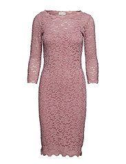 Dress 3/4s - FOXGLOVE PINK