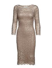 Dress 3/4s - VINTAGE GOLD PRINT