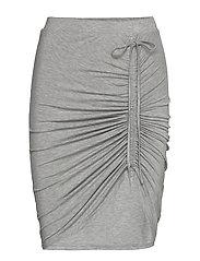 Skirt - LIGHT GREY MELANGE