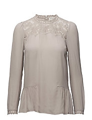 Blouse ls - DOVE