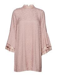 Dress 3/4 s - VINTAGE POWDER