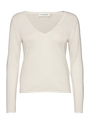Pullover ls - IVORY