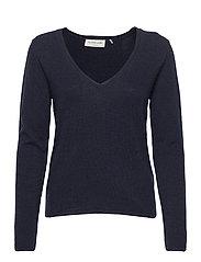 Pullover ls - NAVY