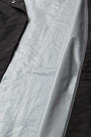 Rosemunde - Cape - manteaux de pluie - black - 5