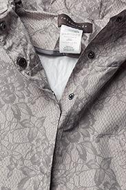 Rosemunde - Cape - regenkleding - dove lace print - 3