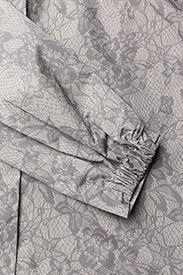 Rosemunde - Cape - regenkleding - dove lace print - 4