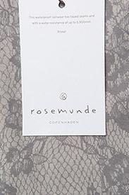Rosemunde - Cape - regenkleding - dove lace print - 6