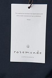 Rosemunde - Cape - regenkleding - navy - 6