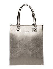 Bag medium - DARK ANTIQUE SILVER