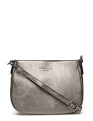 Bag small - DARK ANTIQUE SILVER
