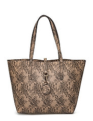 Bag big - ROMANTIC LACE PRINT