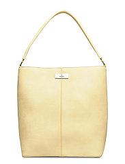 Bag - PASTEL YELLOW SILVER