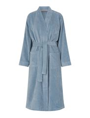 robe - DUSTY BLUE