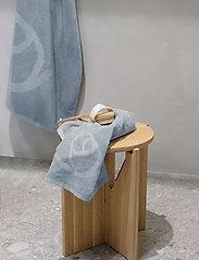 Rosemunde - towel 95x140cm - hand towels & bath towels - dusty blue - 2