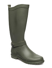 Wellingtons high - OLIVE SHADE