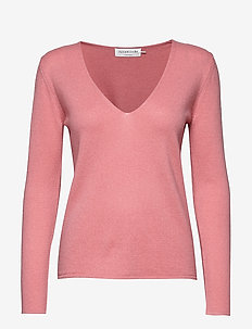 Pullover ls - PINK BLUSH