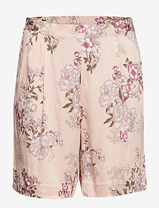 Shorts - ROSE FAIRY FLOWERS PRINT